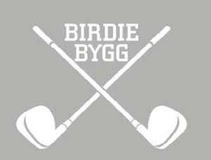 Logga Birdie Bygg
